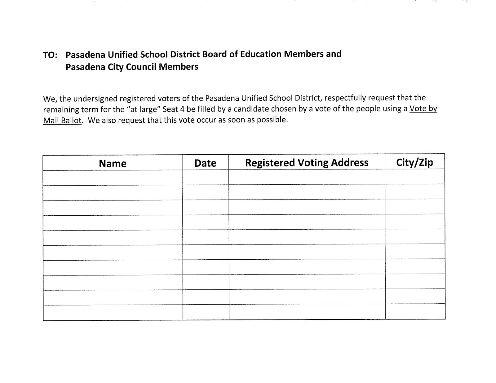 school petition template Petition Template - skiro-pk-i-pro.tk